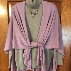 NWT Blanket Scarf, One size